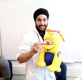 Dr. Belrup Singh Patrola